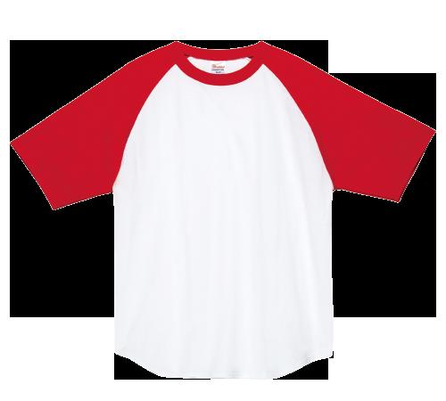 5.6オンスラグランTシャツ